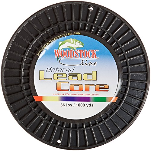 Woodstock 36-Pounds Metered Lead Core Fishing Line
