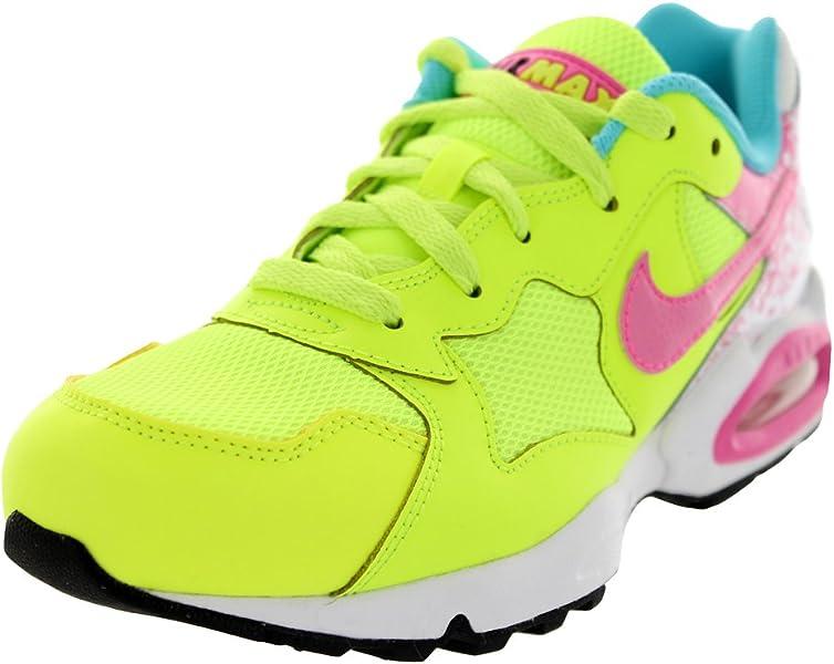 half off 40f7d d1e54 Nike Women s Air Max Triax  94 Volt Pnk Glow White GMM Blue