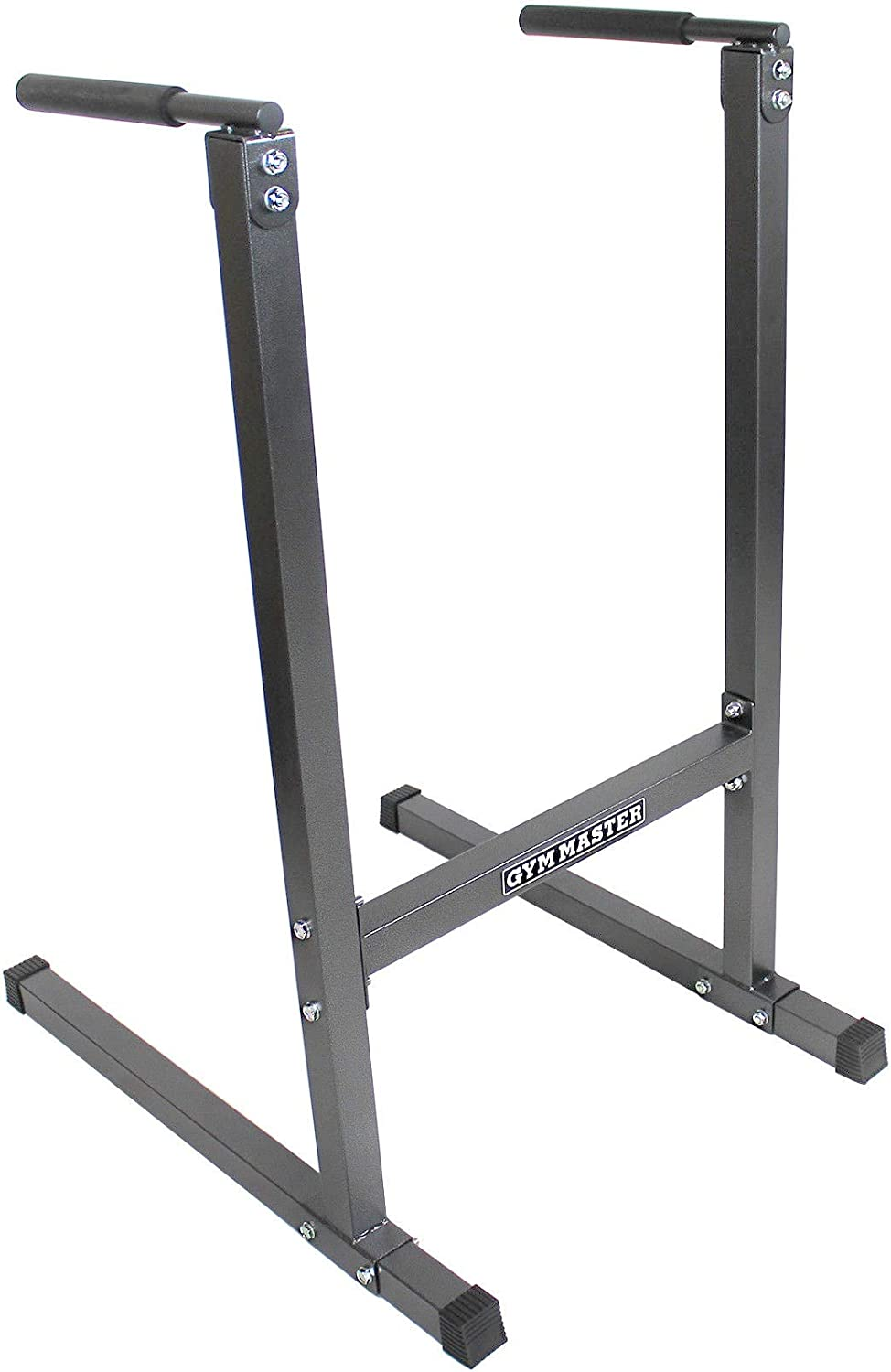 GYM MASTER Heavy Duty Dip Station//Parallel Dip Bars Choice Of Colours