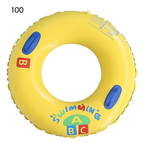 Flotador Hinchable para Piscina con anillo de baño para ...