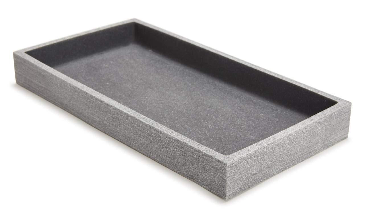 Kassatex Slate Bath Accessories-Tray