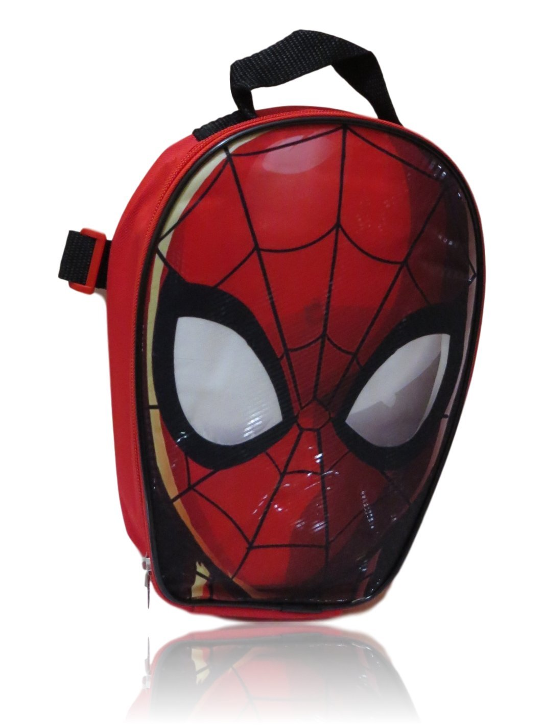 Amazon.com   Marvel Spiderman Backpack W/Detachable Shaped Insulated Lunch Box   Kids Backpacks