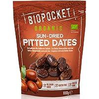 Biopocket - Dátiles ecológicos secos sin hueso, 1