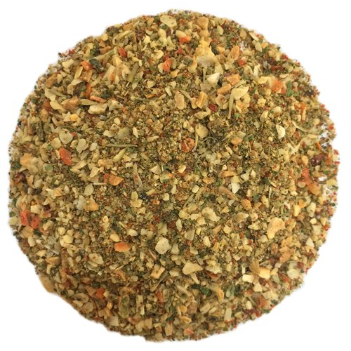 Garlic Herb Seasoning Organic SaltFree 160 oz by Olivenation