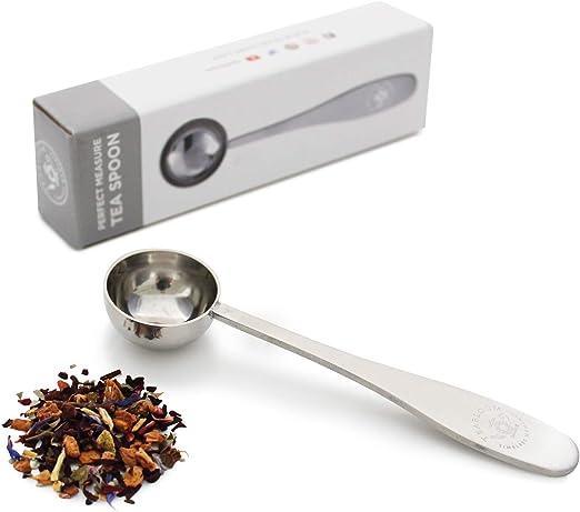 5x Edelstahl Messlöffel Tee Kaffee Messen Utensil Kochen AA