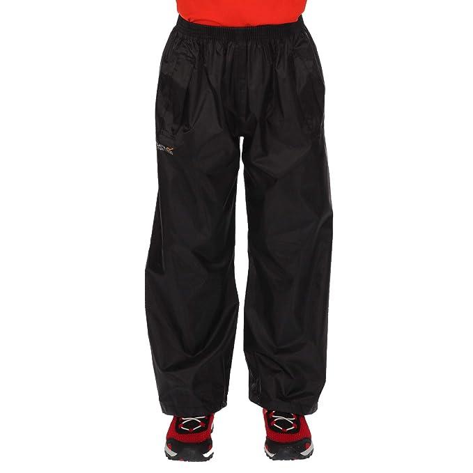 Regatta Kids Fully Waterproof Over Trousers