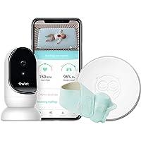 Owlet Smart Baby Monitor Duo (Smart Sock + Camera)