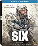 Six [Blu-ray]