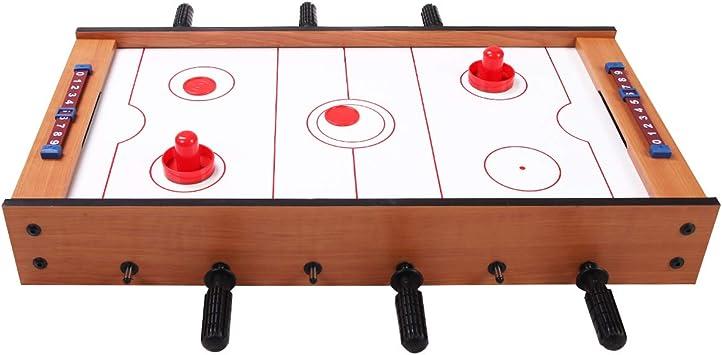 Giantex competencia de fútbol de mesa de futbolín para niños Fútbol Sala de Arcade Juego de tamaño para uso familiar regalo de Navidad - 48