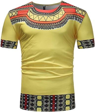 Camisetas Hombre, SHOBDW Blusa De Verano Tops Casuales De ...