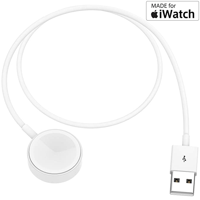 Compatible con iWatch Apple Watch Charger 2019 Cargador de ...