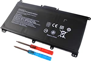 Yongerwy TF03XL Laptop Battery Compatible for HP Pavilion 17-AR007CA 17-AR050WM 15-CC 15-CD Fits: HSTNN-LB7X HSTNN-UB7J 920046-541 920070-855 TPN-Q191 TPN-Q192 TPN-Q196 TF03041XL