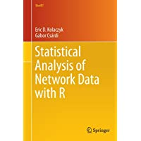 Statistical Analysis of Network Data with R: 65