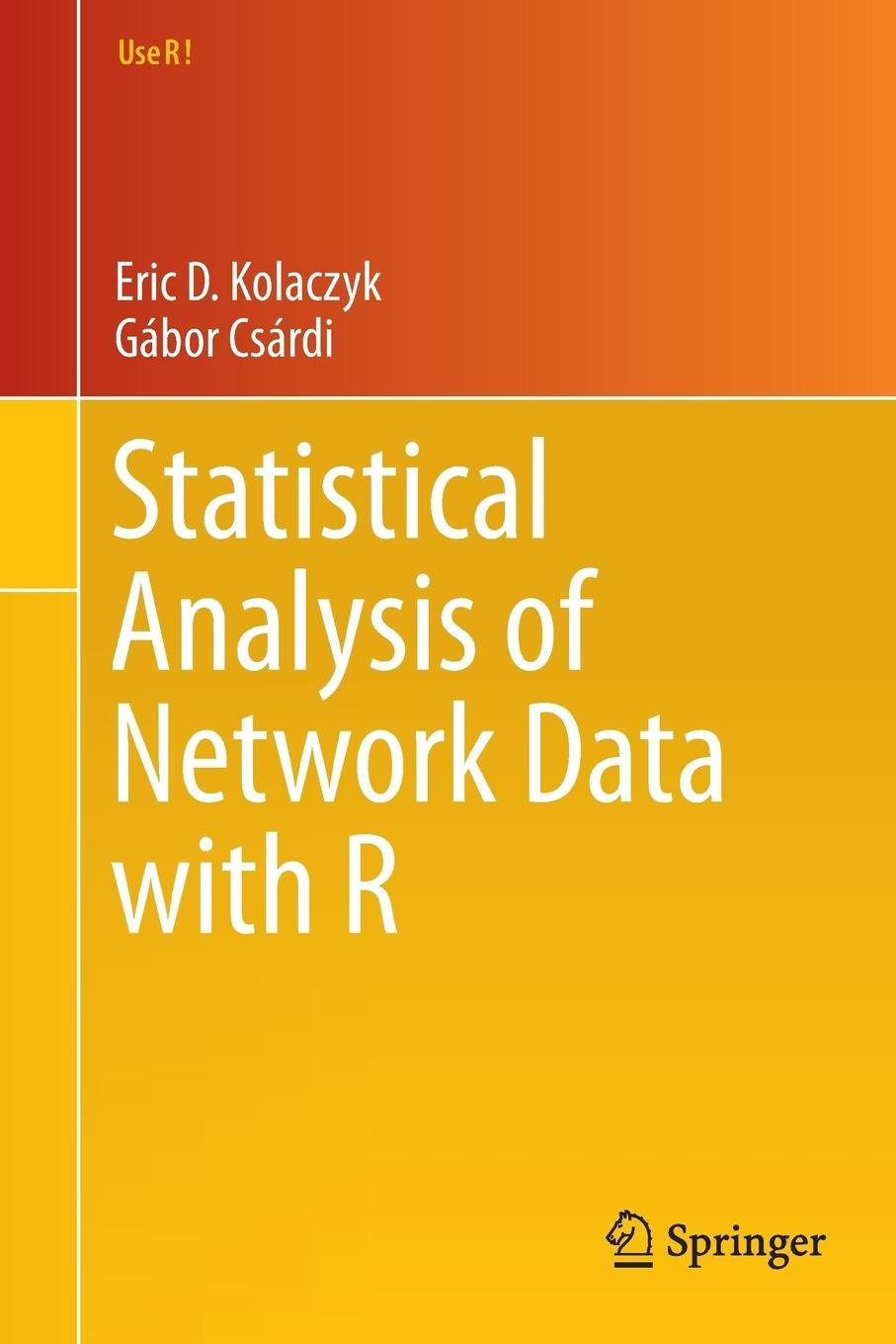 Statistical Analysis of Network Data with R (Use R!): Amazon