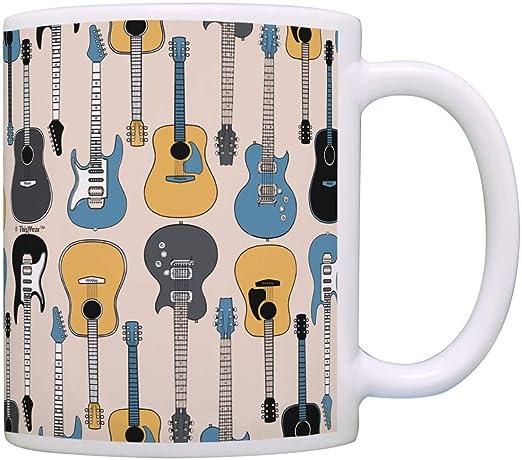 Regalo Tazas de café Tazas de té Cerámica blanca 11 Oz Amante de ...
