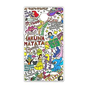 BYEB HAKUNAMATATA Phone Case for Nokia Lumia X