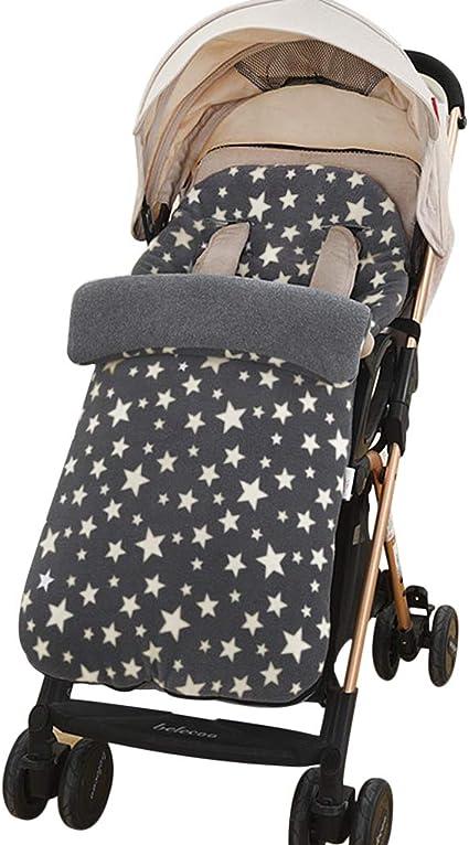 Universel Chancelière d/'hiver bébé chaude adapté poussettes sièges bébé voitures