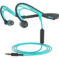 Mxpot In-Ear Wired Sport Headphones (Blue)