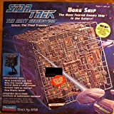 Star Trek the Next Generation Borg Cube Ship