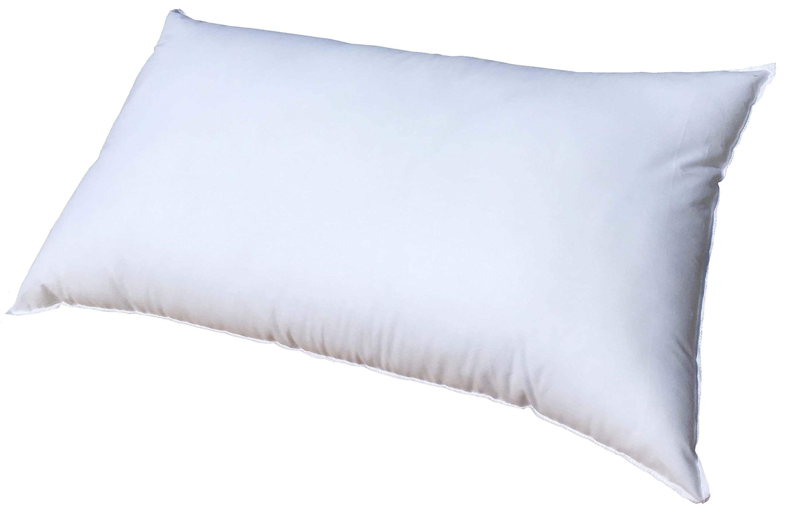 12x18 Inch Pillowflex Cluster Fiber Pillow Form Insert - Made in USA - Rectangle Oblong by Pillowflex