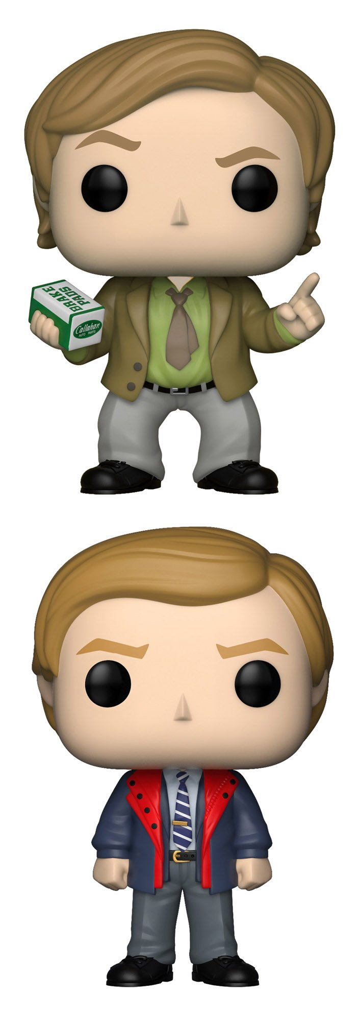 Funko Movies: POP! Tommy Boy Collectors Set - Richard & Tommy by Funko