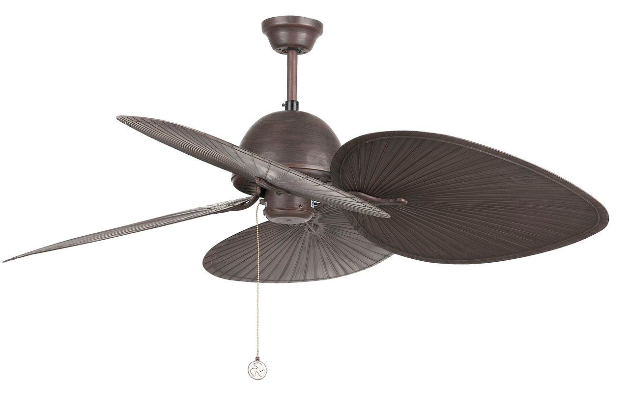 Faro 33352 CUBA Ventilateur de plafond marron