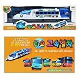 The Little Bus TAYO High-speed trains Train Play TOY Korean TV anime [parallel import goods]