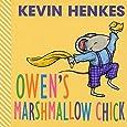 Owen's Marshmallow Chick