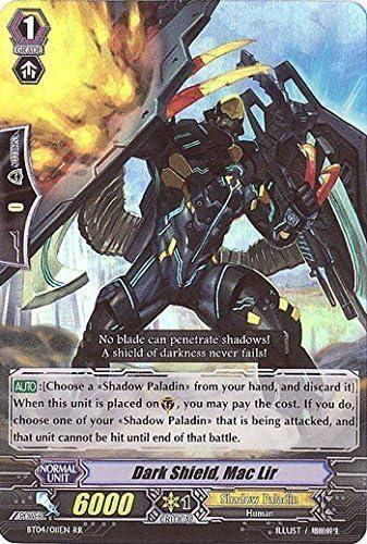 Cardfight Vanguard English BT04//011EN Dark Shield Mac Lir