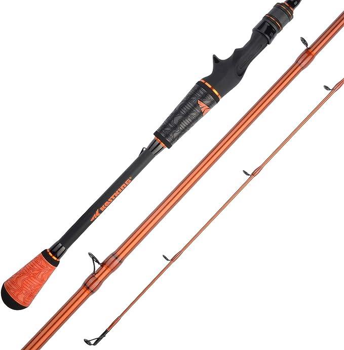 Best Spinning Rod : KastKing Speed Demon Pro Tournament Series Bass Fishing Rod