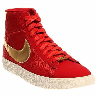 promo code 7cf71 b02a9 Nike Blazer Women s Flats Red Size 9.5 M