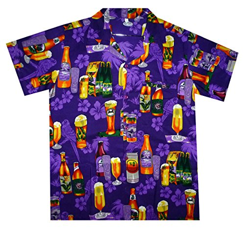 hawaiian shirt beer - 3