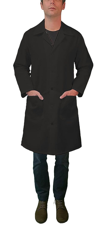 Linens USA OUTERWEAR メンズ B01N02UXGR 5X Big|ブラック ブラック 5X Big