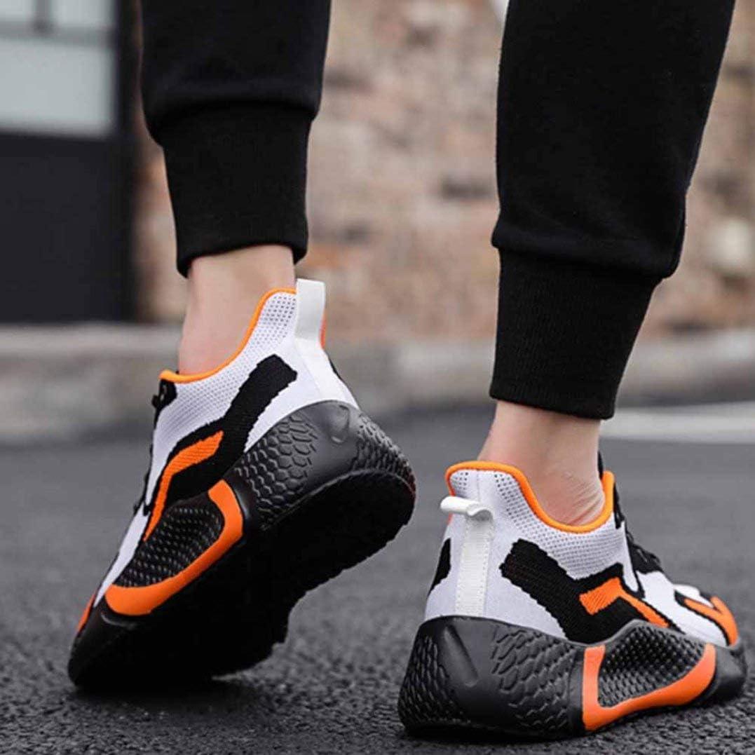 Men Sneakers Light ademend Mesh Low Top Lace up Trainers Man Outdoor Casual Anti Slip Sport Fintness Loopschoenen jilisay Black White