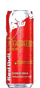 Red Bull Energy Drink, the Summer Edition, 12 Fl oz, 8.4 Fl oz