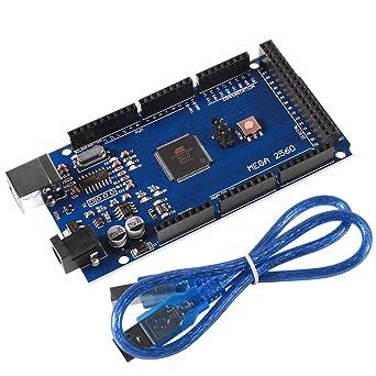 Mega 2560 R3 REV3 Without USB Cable ATmega2560-16AU 3D Pritners