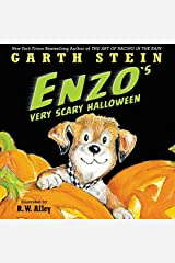 Enzo's Very Scary Halloween Hardcover