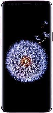 Samsung Galaxy S9 Unlocked Smartphone - Lilac Purple - (Renewed)