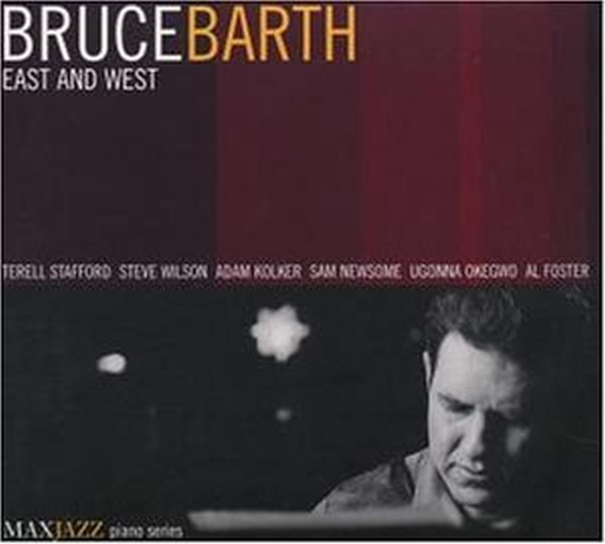 CD : Bruce Barth - East & West (CD)