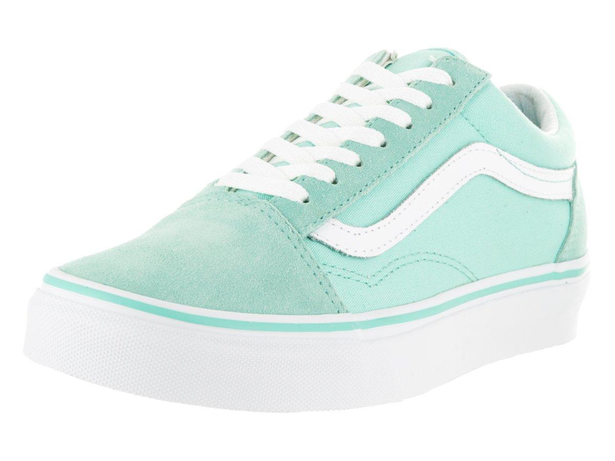 Vans Unisex Old Skool Classic Skate Shoes B01E0GZH0W 7 B(M) US Women / 5.5 D(M) US Men Arube Blue True White