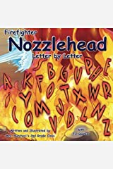 Firefighter Nozzlehead Letter by Letter by TJ Spencer (2014-05-21) Paperback