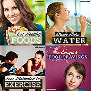 Healthy Eating Subliminal Messages Bundle Speech