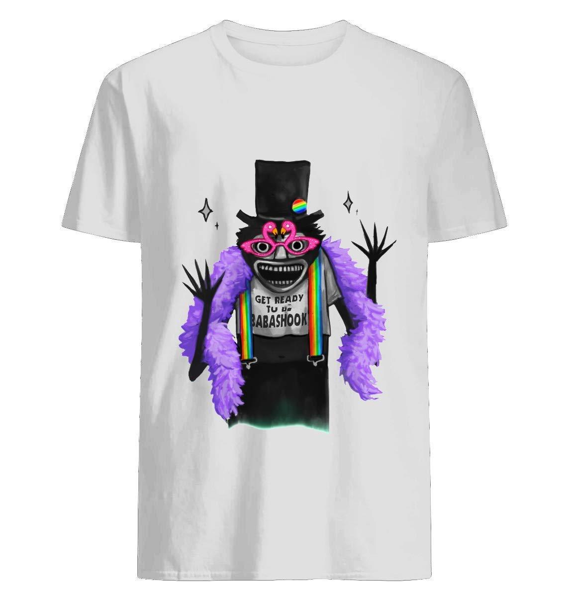 Babashook T Shirt For Unisex