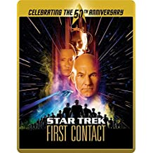 Star Trek 8 - First Contact - Limited Edition 50th Anniversary Steelbook
