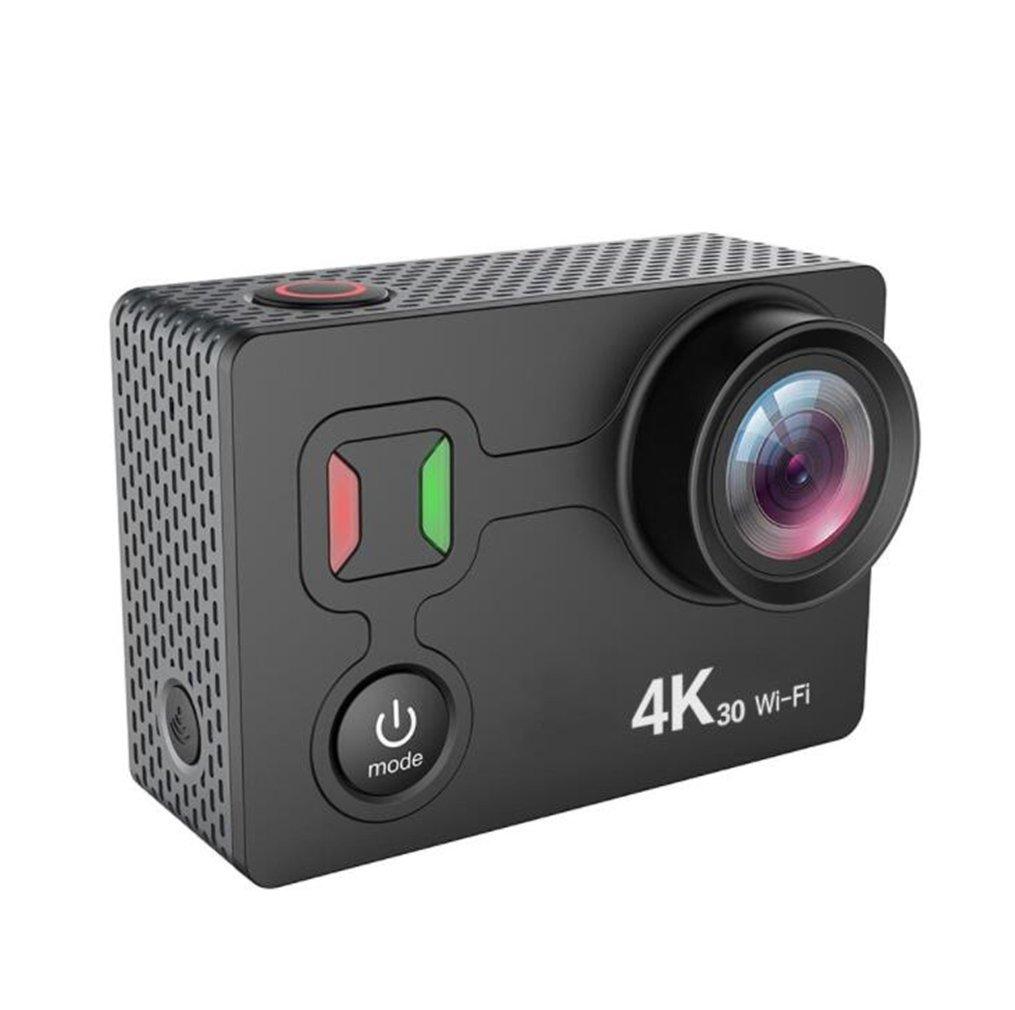 Sportkamera 4K Ultra HD Wasserdichter Tragbarer Winziger WIFI Touch Screen