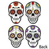 Day of The Dead - Sugar Skull Decorations DIY