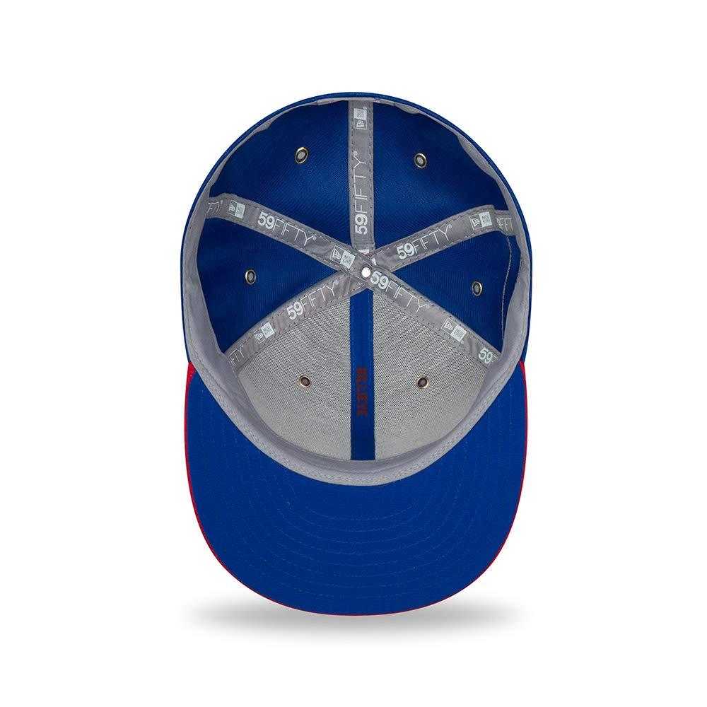 4efb5ba9a8e91 A NEW ERA Gorra 59Fifty On-Field 18 Bills by Gorragorra de Beisbol   Amazon.es  Ropa y accesorios