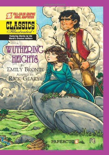Wuthering Heights Graphic Novel