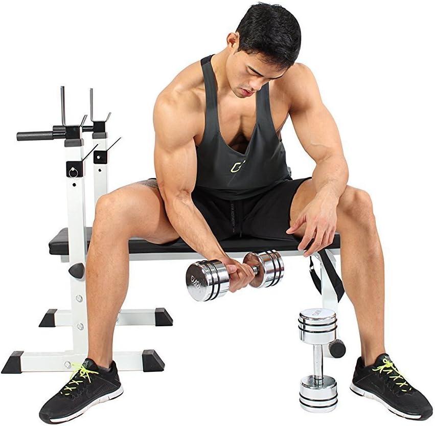 Plata POWRX Mancuernas cromadas de 1 a 10 kg PDF Workout Ideal para Functional Training y fortalecimiento Muscular