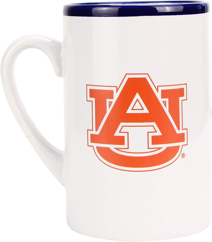 Boelter NCAA Collegiate 15oz Full Color Sculpted Coffee Mug 2-Pack